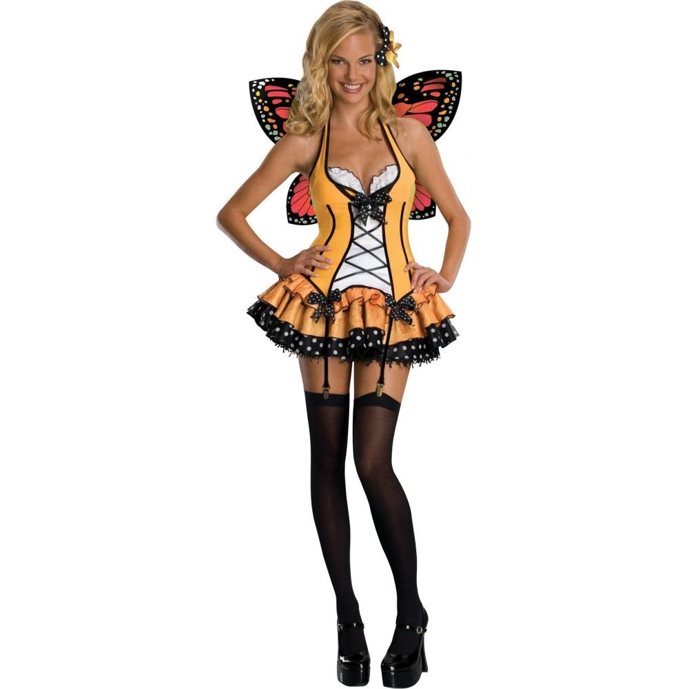 バタフライ 蝶々 衣装、コスチューム 大人女性用 生き物 Fantasy Butterfly