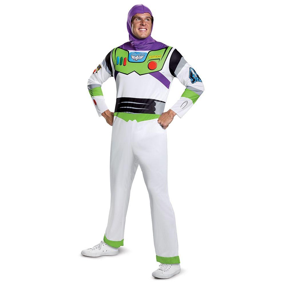 バズライトイヤー 衣装、コスチューム 大人男性用 トイ・ストーリー Buzz Lightyear コスプレ