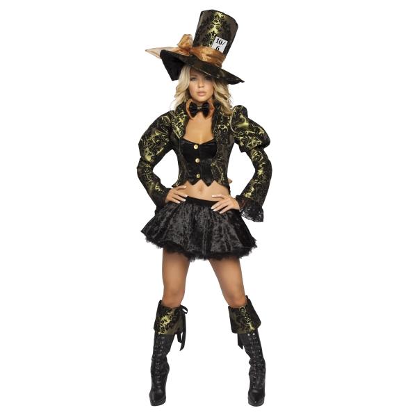 マッドハッター 衣装、コスチューム コスプレ 大人女性用 アリス Tea Party