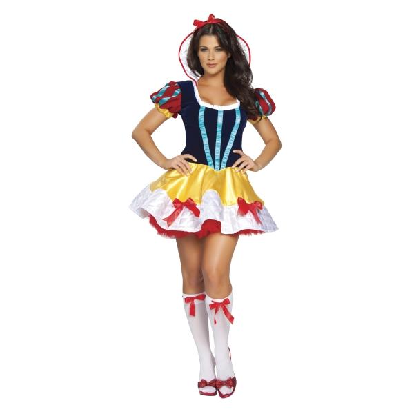 白雪姫風 プリンス 衣装、コスチューム 大人女性用 コスプレ ドレス Princess