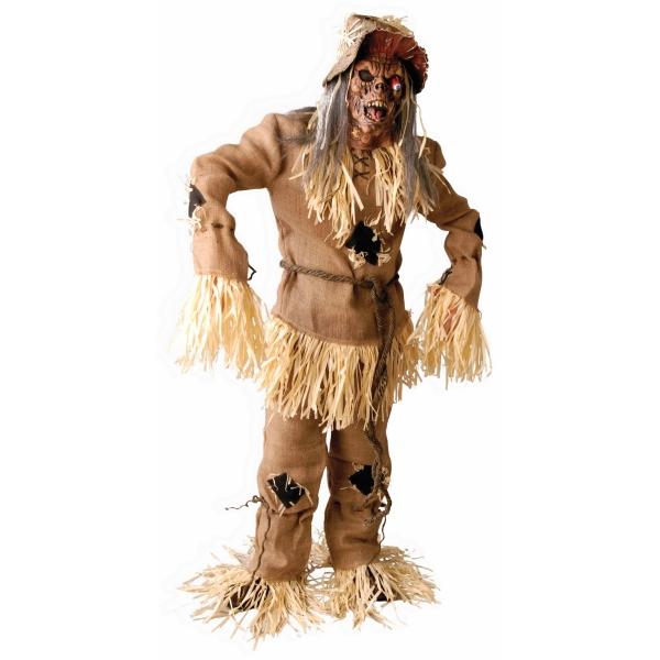 かかし カカシ 衣装、コスチューム 大人男性用 ホラー ゾンビ