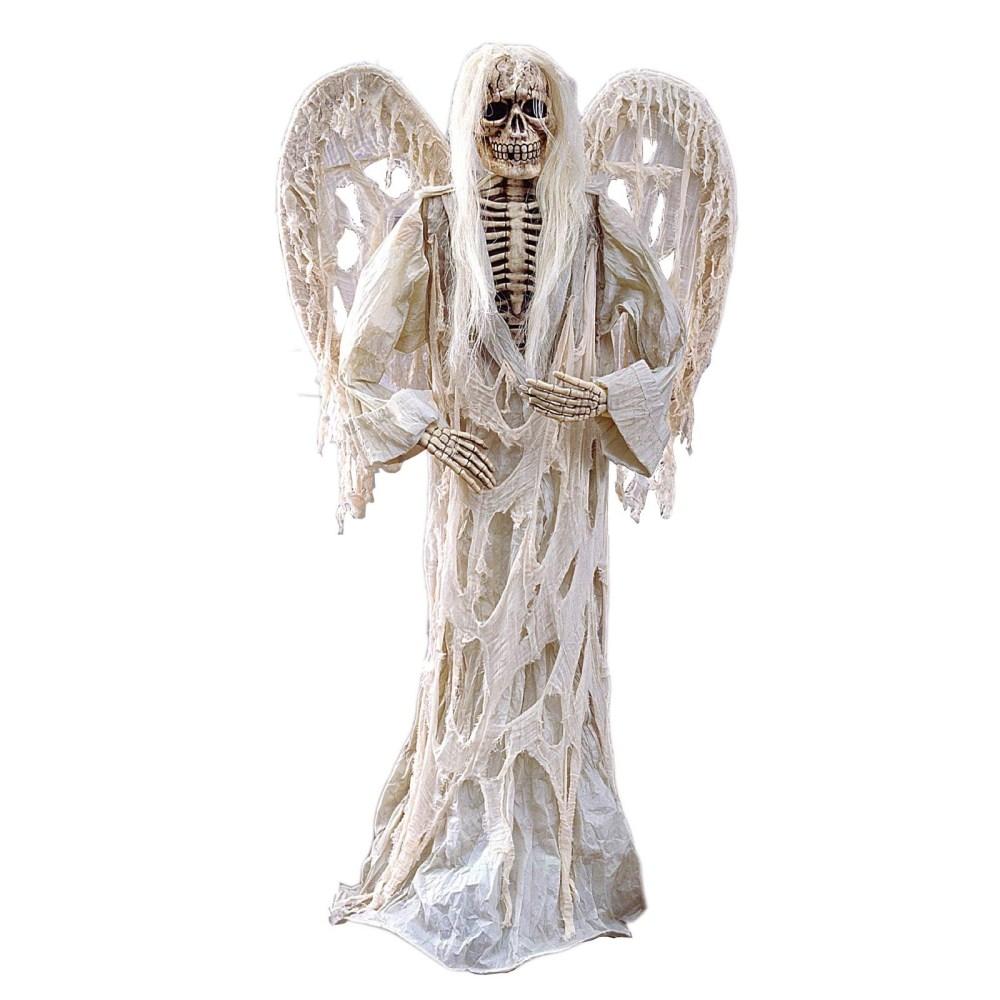 死神  飾り 装飾品 6' Winged Reaper