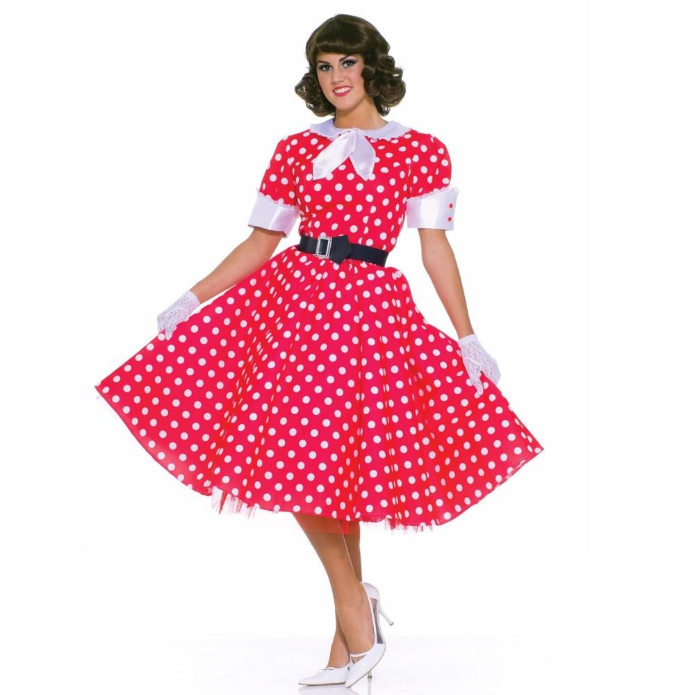 50s ハウスワイフ 衣装、コスチューム 大人女性用 コスプレ