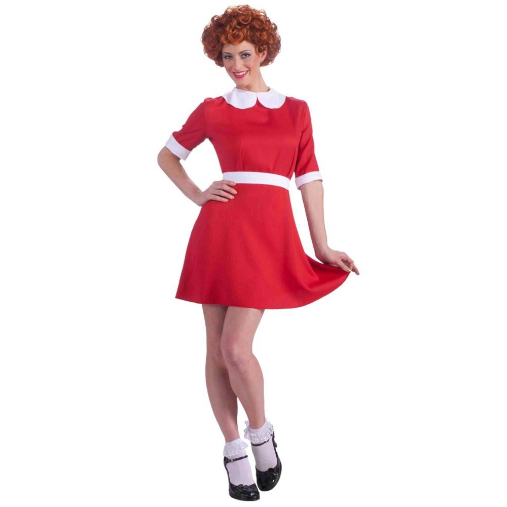 アニー 衣装、コスチューム 大人女性用 コスプレ