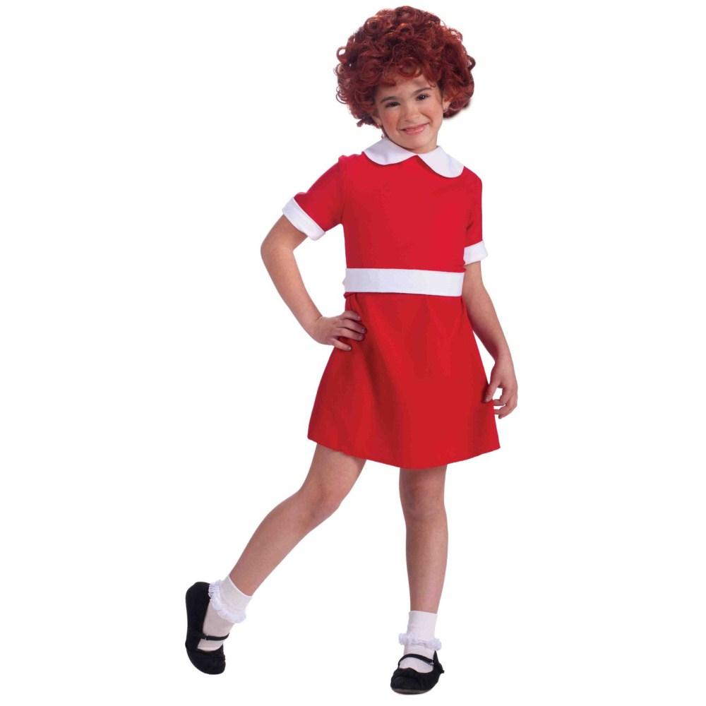 アニー 衣装、コスチューム 子供用 コスプレ