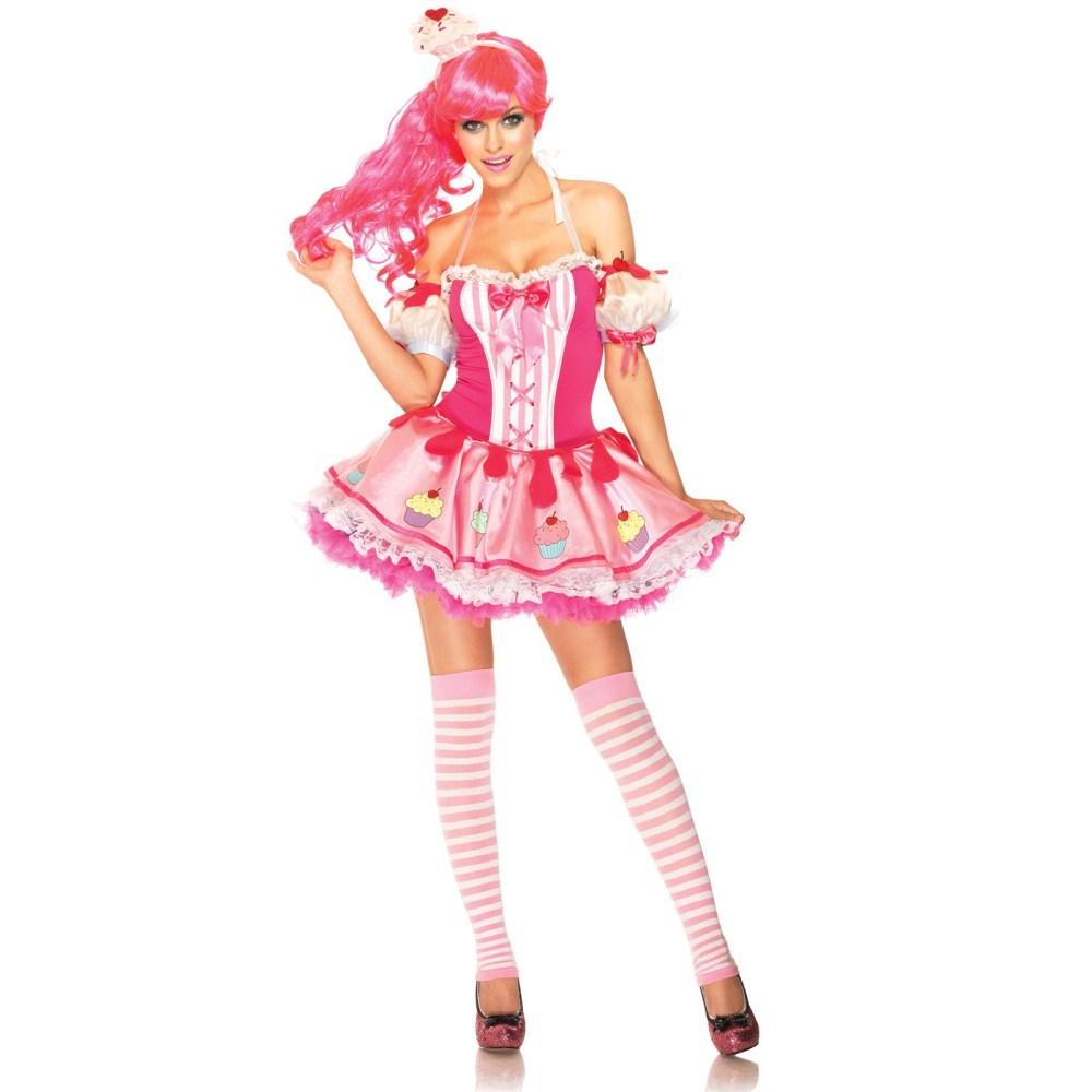 Babycake ケーキのドレス 衣装、コスチューム 大人女性用