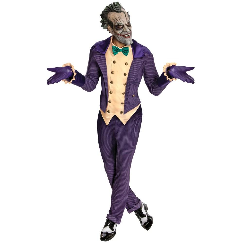 バットマン ジョーカー アーカムシティ アーカムシティ バットマン ジョーカー 衣装、コスチューム 大人男性用, anetto:023b0324 --- officewill.xsrv.jp