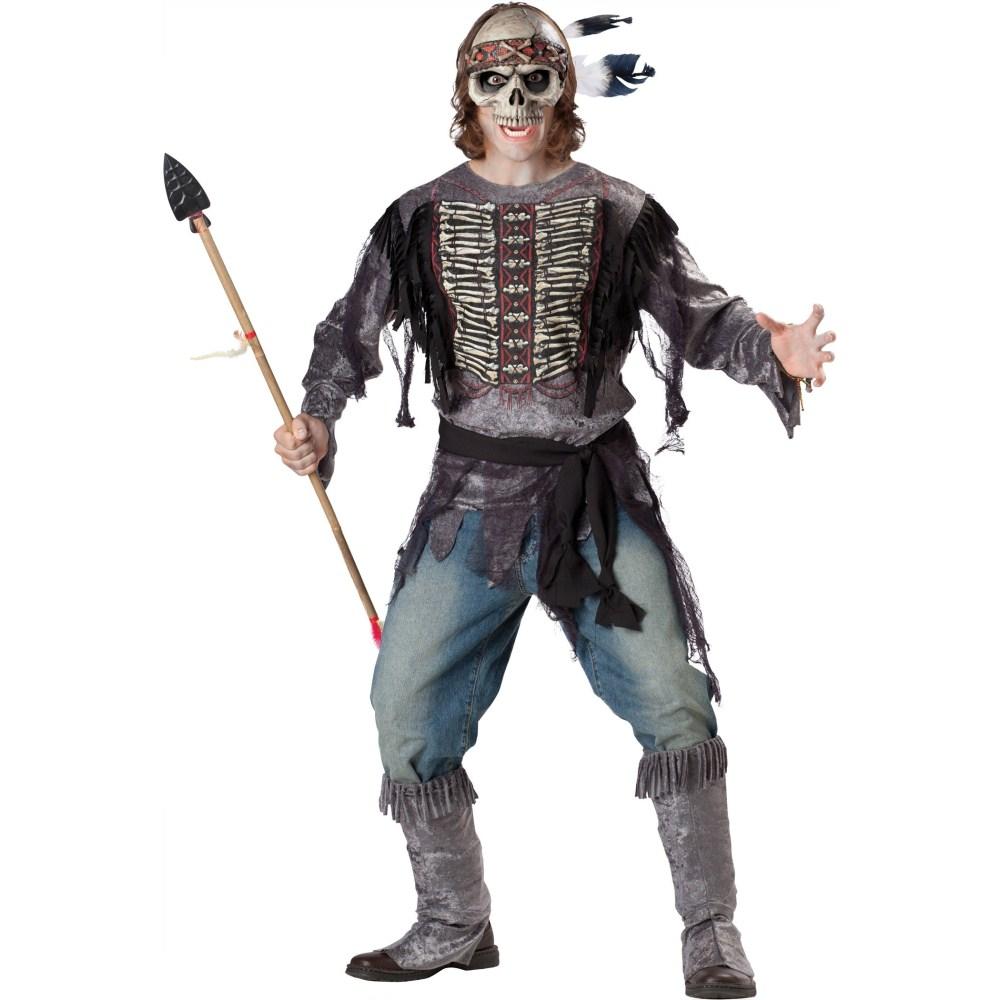戦士の亡霊 大人用 衣装、コスチューム コスプレ