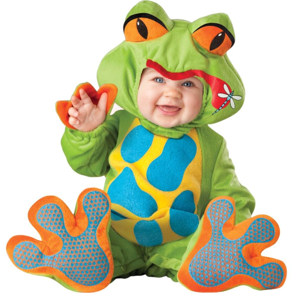 リトル・フロッグ、カエル 赤ちゃん、幼児用 衣装、コスチューム