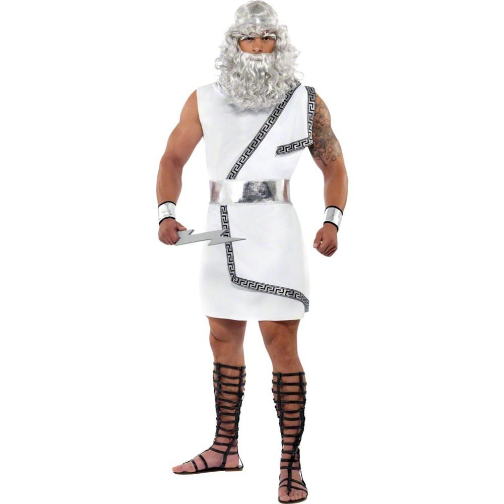 ゼウス 衣装、コスチューム 大人男性用