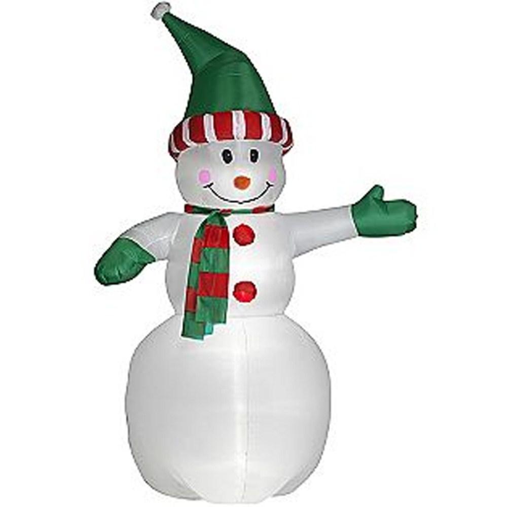 スノーマン バルーン 装飾 クリスマス パーティー AIRBLOWN GIANT SNOWMAN