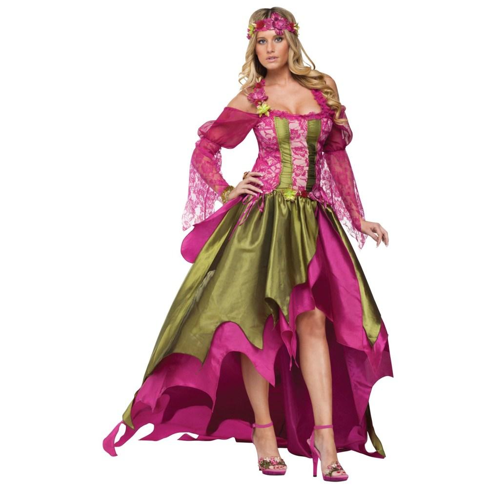 ルネサンス・ニンフ 衣装、コスチューム 大人女性用