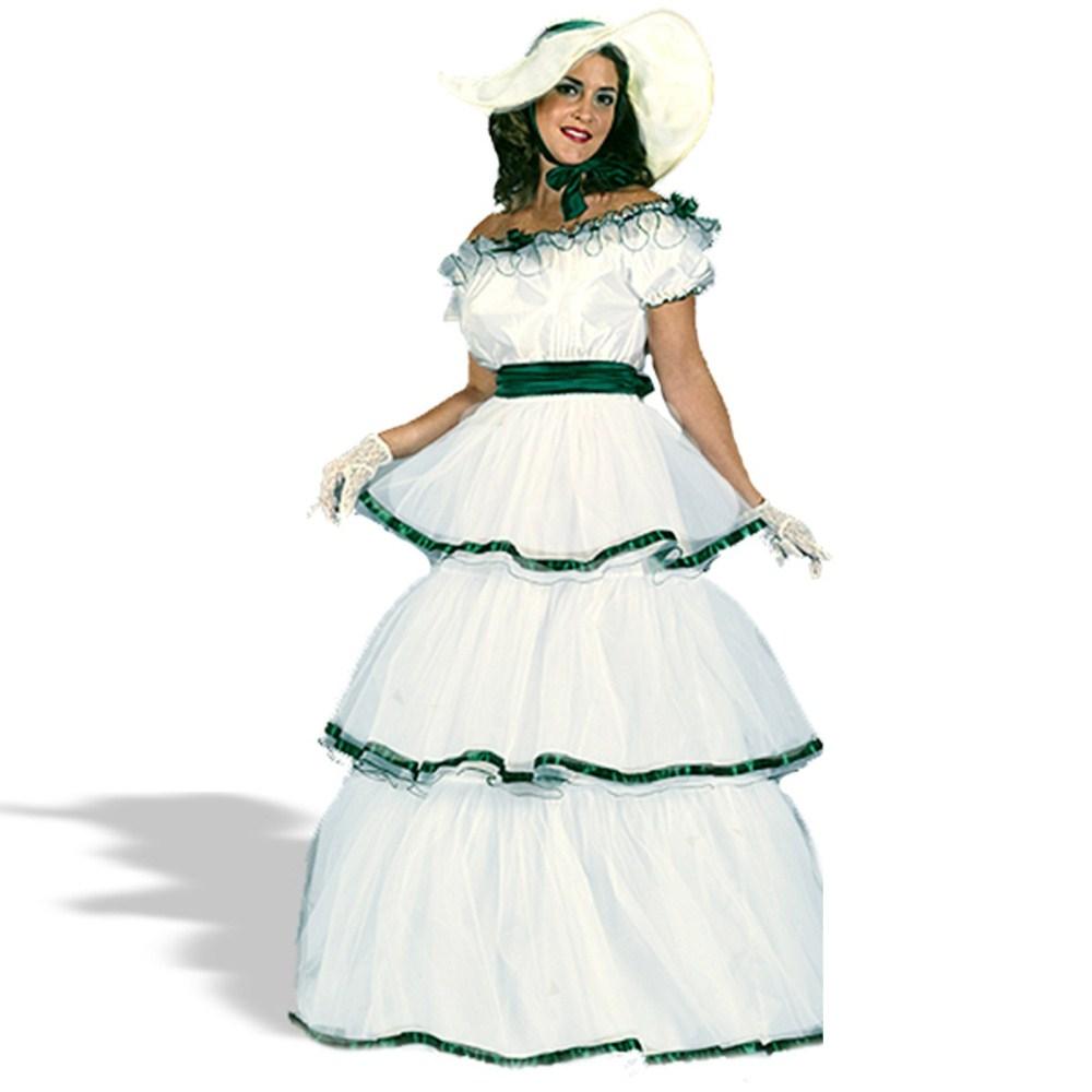 サザーン・ベル 衣装、コスチューム 大人女性用