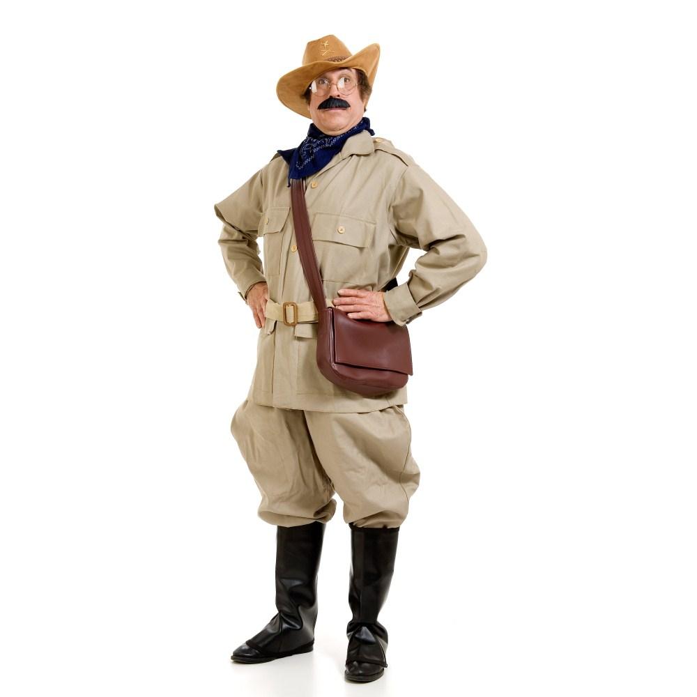 テディー・ルーズベルト 衣装、コスチューム 大人男性用 コスプレ