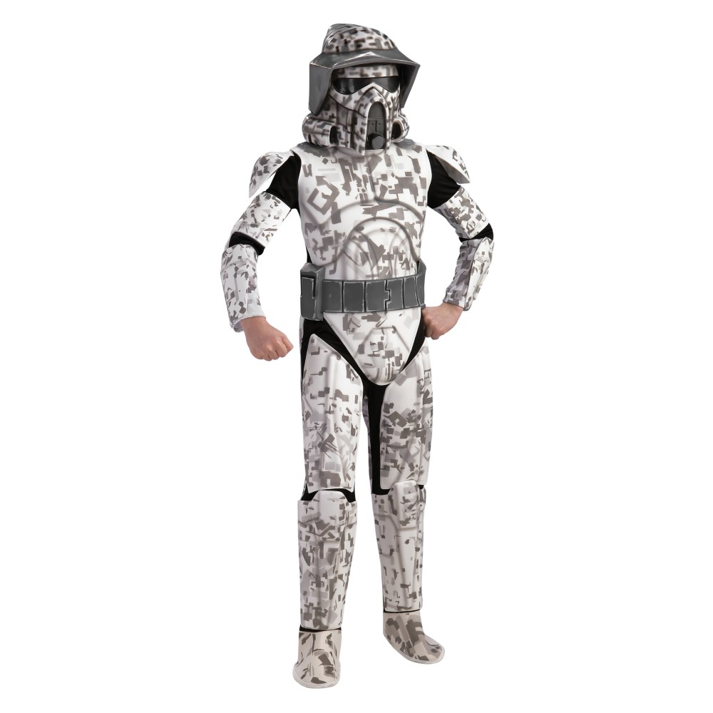 ARFトルーパー 上級偵察部隊トルーパー 衣装、コスチューム 子供男性用 スター・ウォーズ