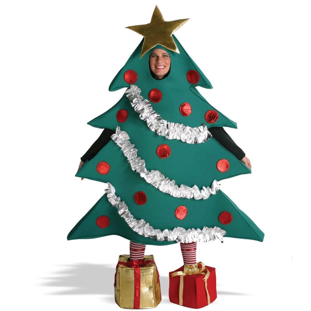 クリスマスツリー 衣装、コスチューム 大人用 Christmas Tree コスプレ