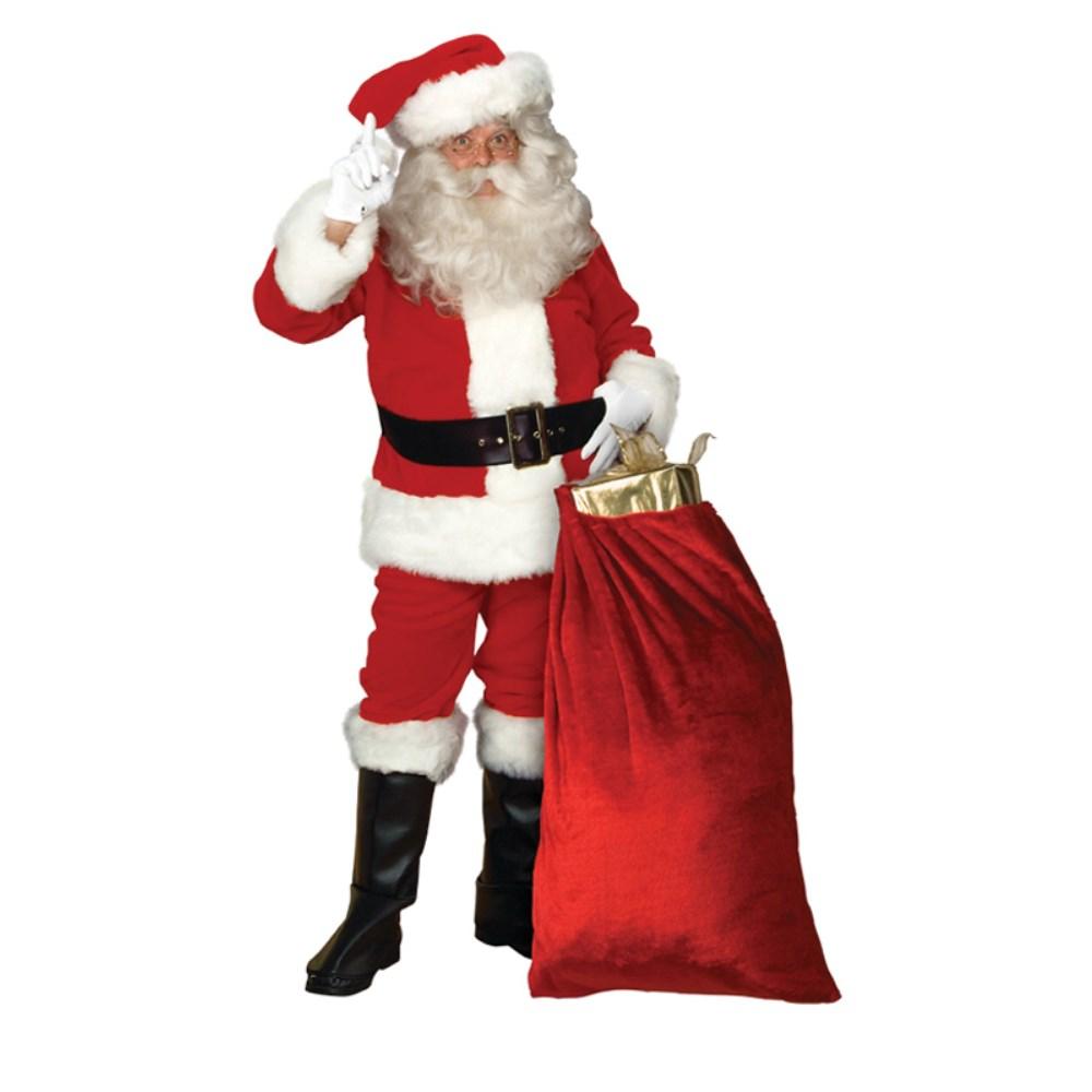 サンタクロース 大人男性用 衣装、コスチューム 大人男性用 DLX クリスマス クリスマス サンタクロース SANTA SUIT, 牟礼町:1c251cc1 --- officewill.xsrv.jp