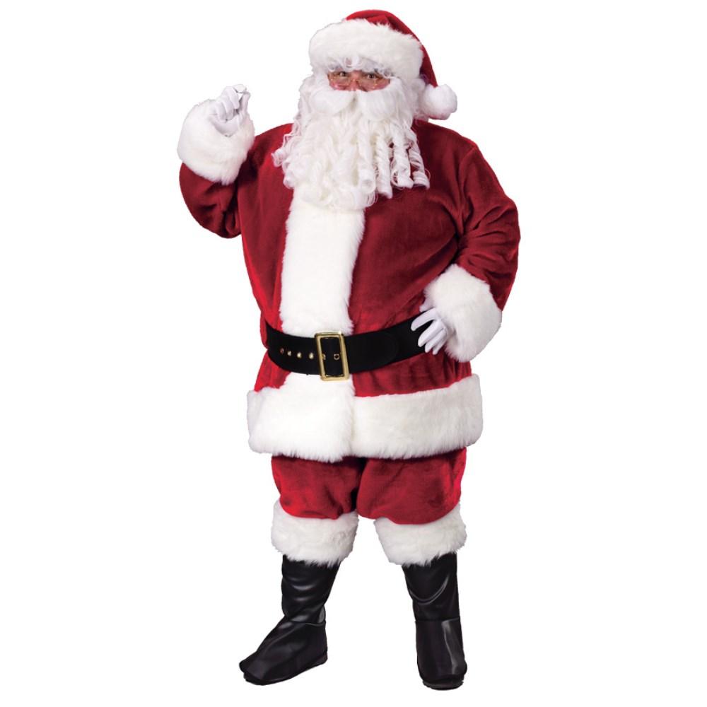 特価 サンタクロース PREM 衣装 大人男性用、コスチューム 大人男性用 クリスマス PREM PLSH PLSH CRIMSN, 掛川市:b2bb4701 --- saturn-2001.ru