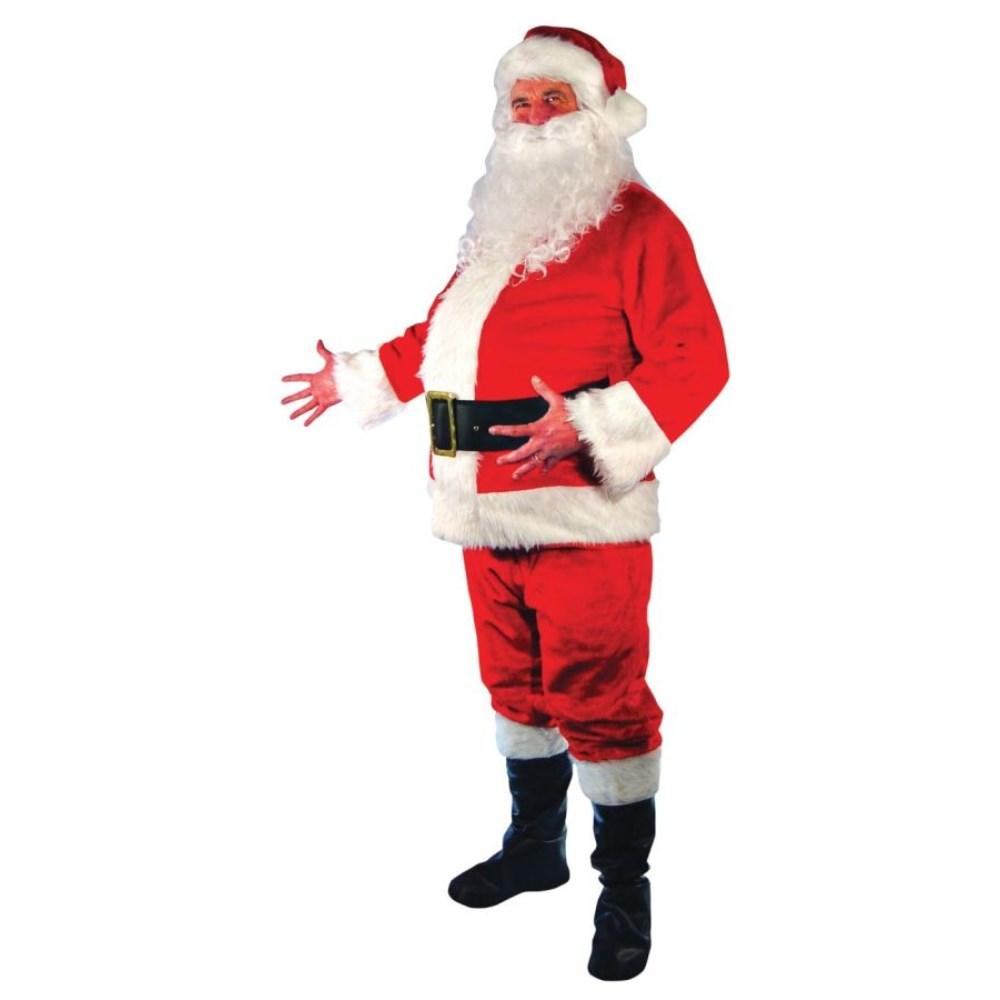サンタクロース 衣装、コスチューム 大人男性用 SANTA SUIT クリスマス