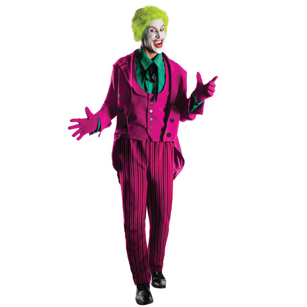 ジョーカー 衣装、コスチューム GH 大人男性用 バットマン Batman Classic 1966 Series