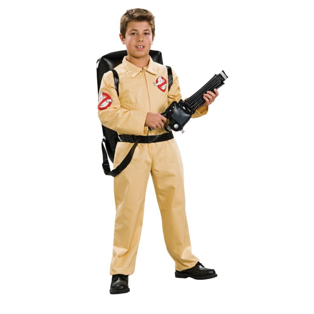 ゴーストバスターズ 衣装、コスチューム DLX 子供男性用 映画 コスプレ