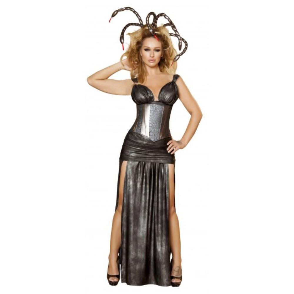 メデューサ 衣装、コスチューム 大人女性用 セクシー Sexy Medusa