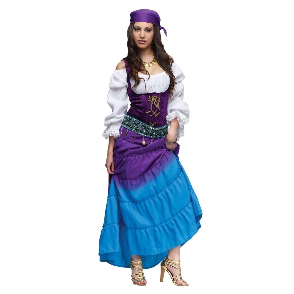 ジプシー ムーン 衣装、コスチューム 大人女性用 Gypsy Moon