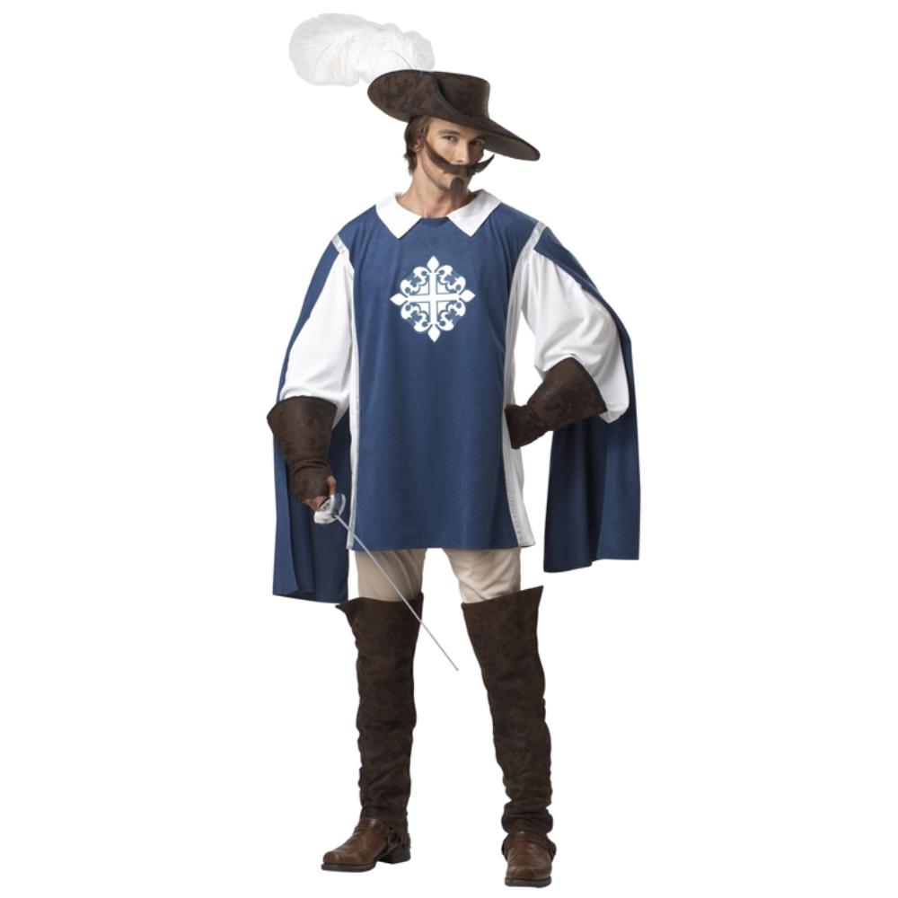 三銃士 衣装、コスチューム 大人男性用 musketeer