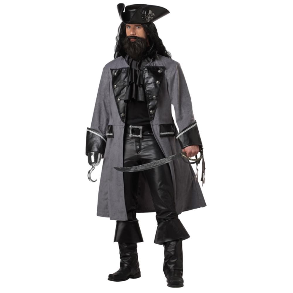 海賊 衣装、コスチューム 大人男性用 BLACKBEARD,