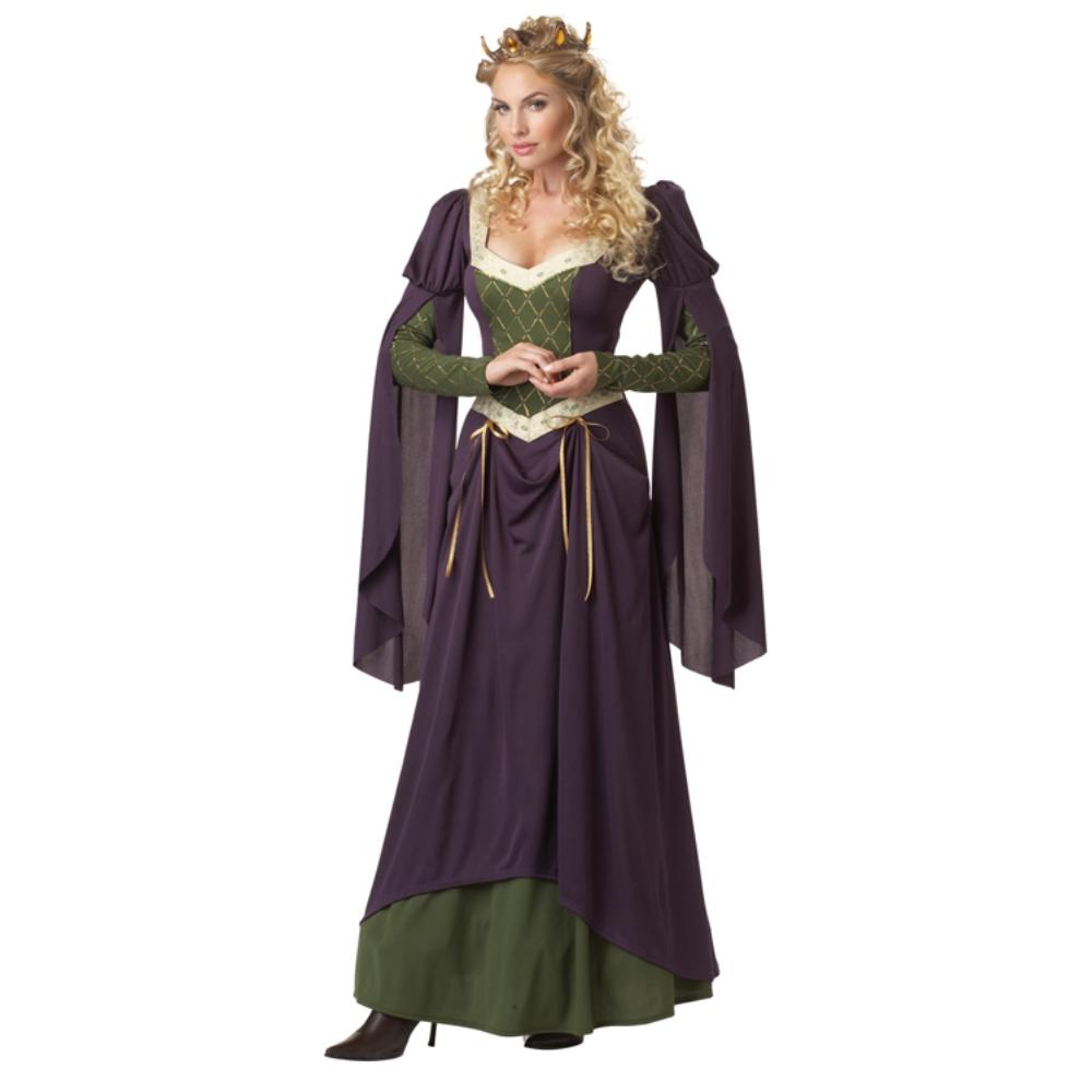 中世ヨーロッパ ドレス 衣装、コスチューム 大人女性用