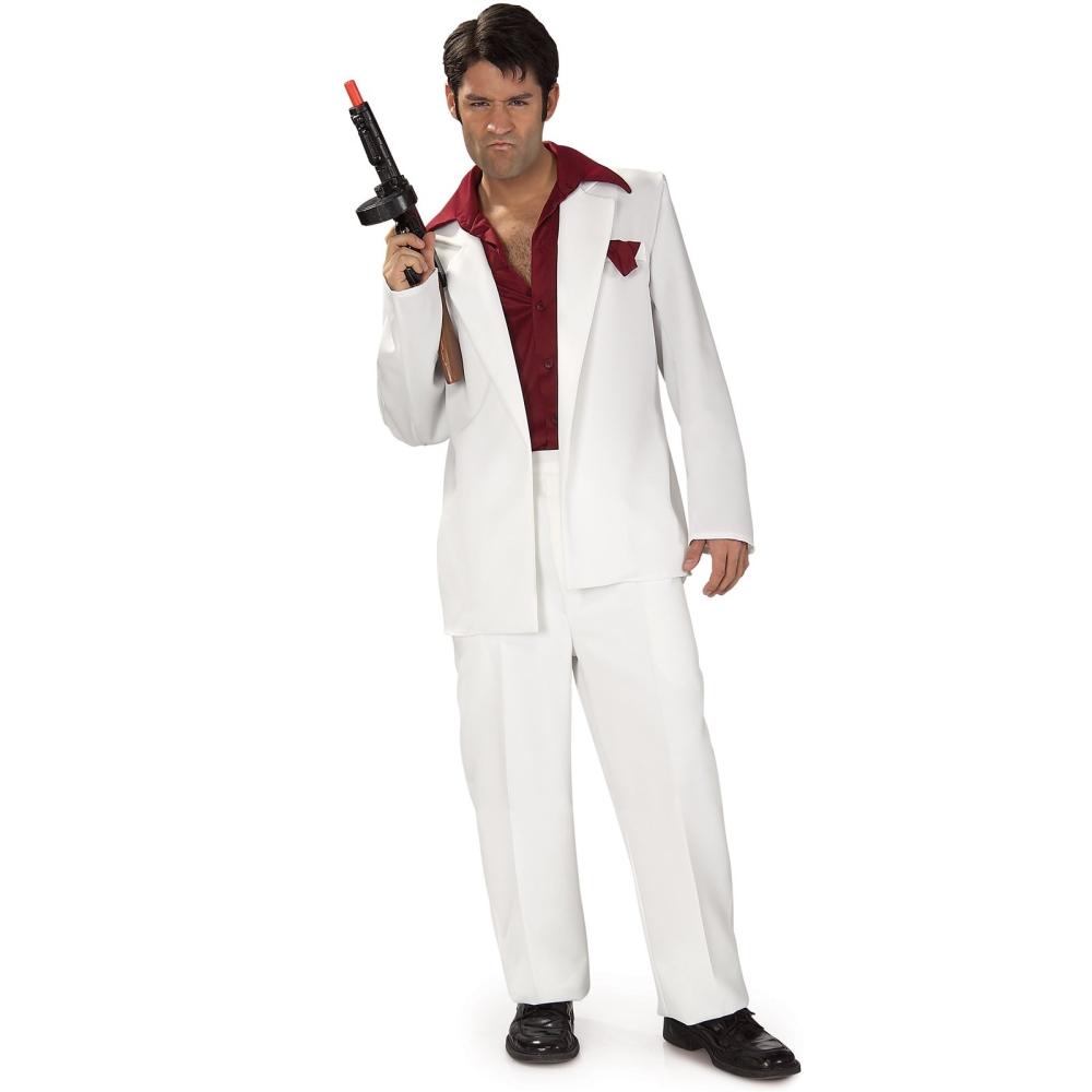 スカーフェイス コスチューム ギャング コスプレ衣装 Tony Montana