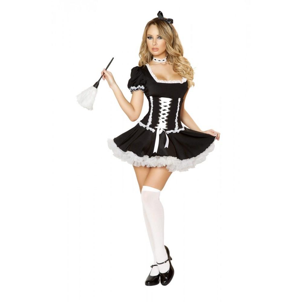 メイド 衣装、コスチューム 大人女性用 Mischievous