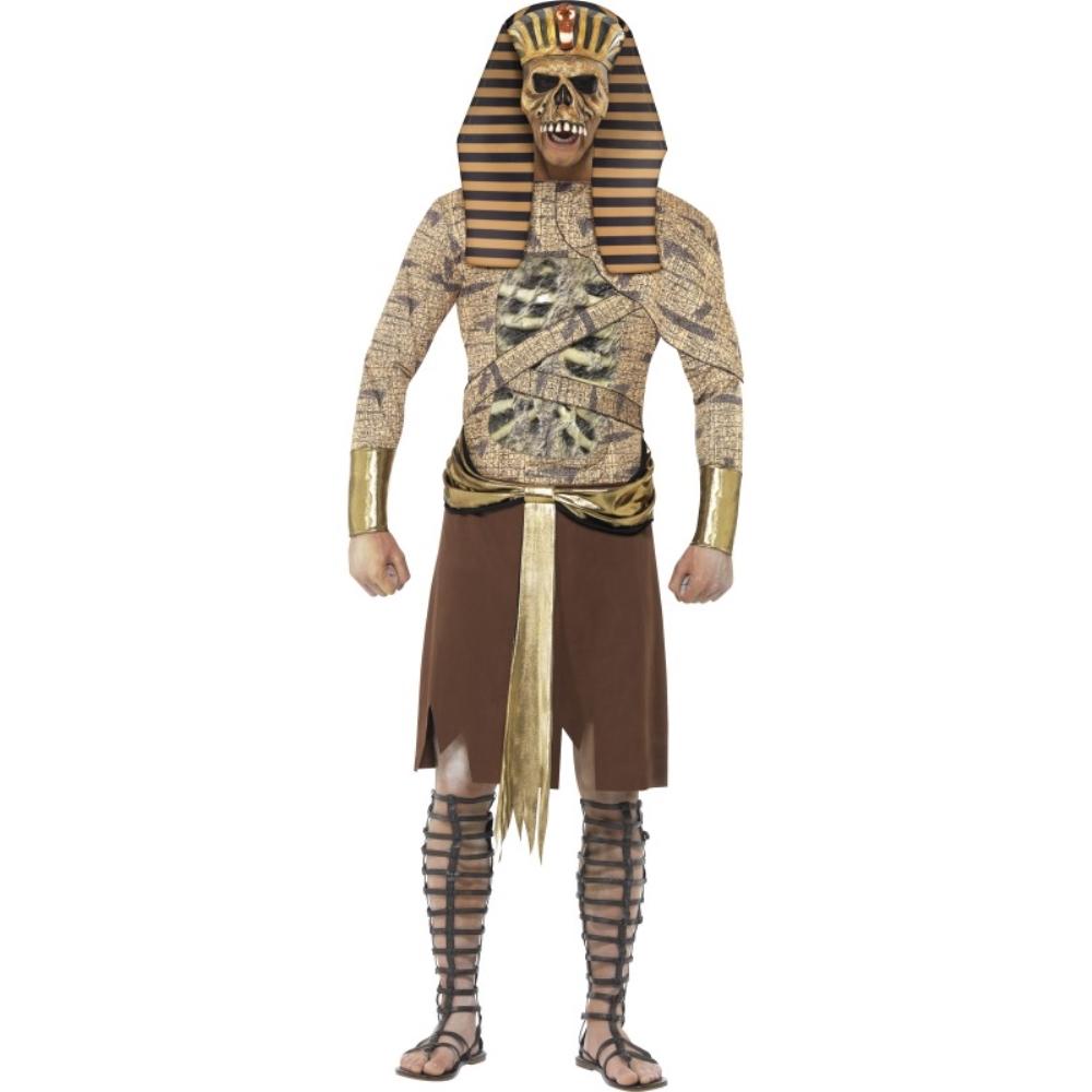 エジプト ゾンビ ファラオ 衣装 コスチューム 大人男性用