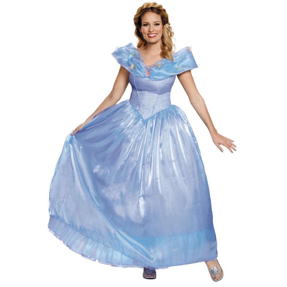 シンデレラ 衣装、コスチューム 大人女性用 ディズニー ULTRA PRESTIGE コスプレ