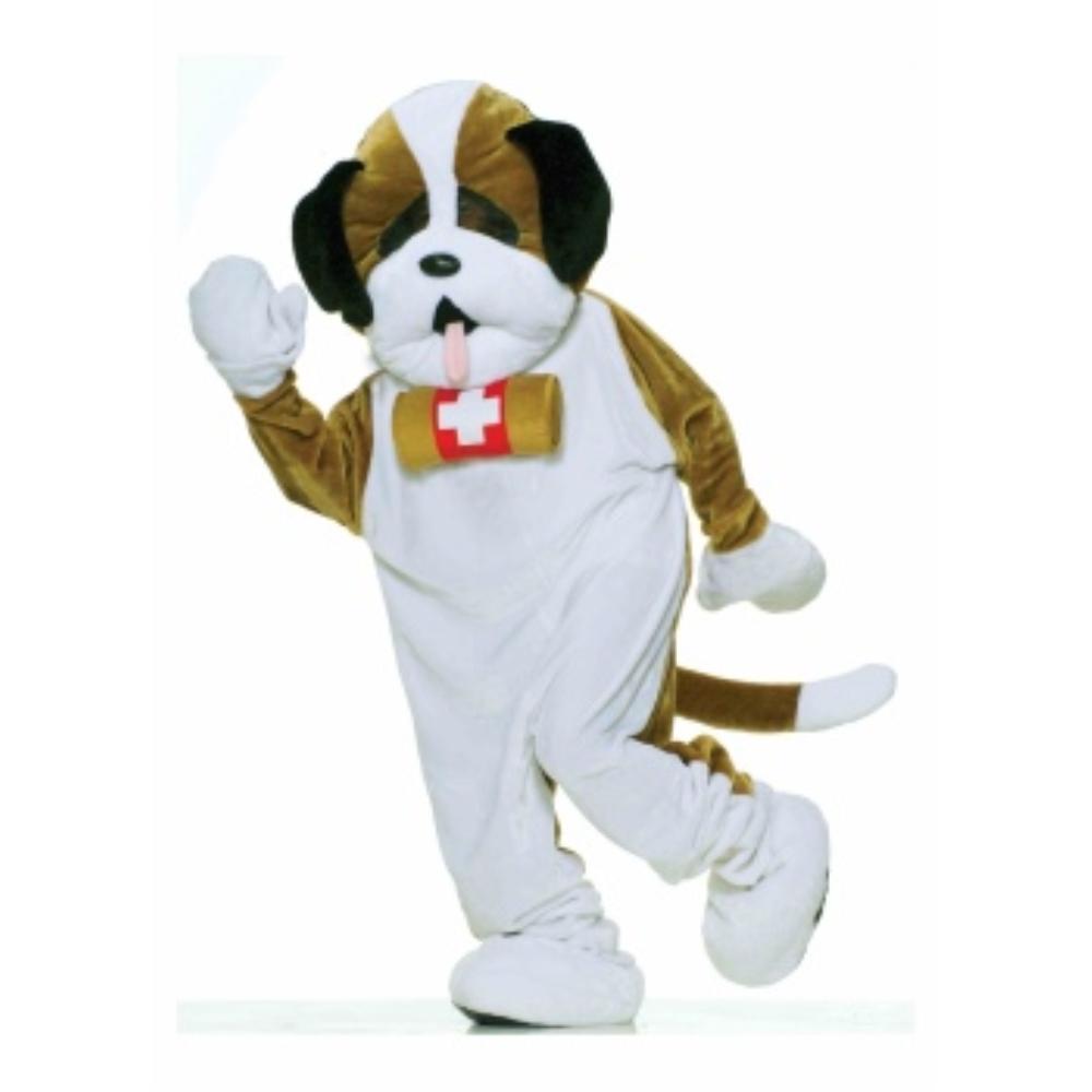 子犬 着ぐるみ 衣装、コスチューム 大人男性用 CO-DLX PUPPY DOG MASCOT