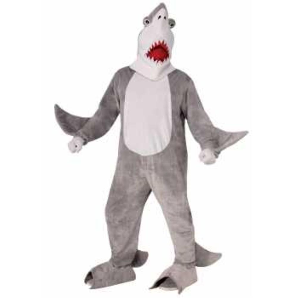 サメ 着ぐるみ 衣装、コスチューム 大人男性用 CO-PLUSH-CATNIP THE CAT