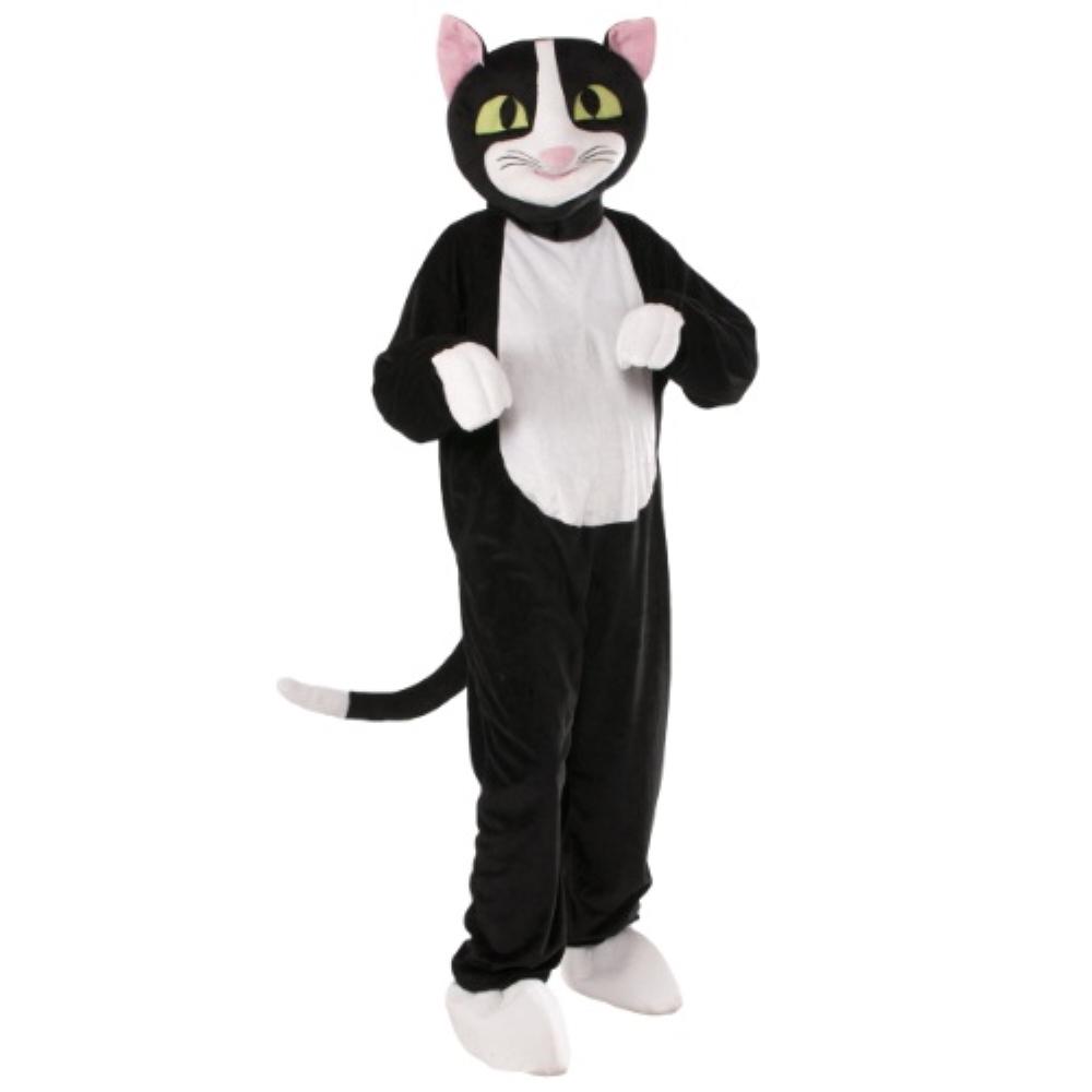 ネコ 着ぐるみ 衣装、コスチューム 大人男性用 CO-PLUSH-CATNIP THE CAT