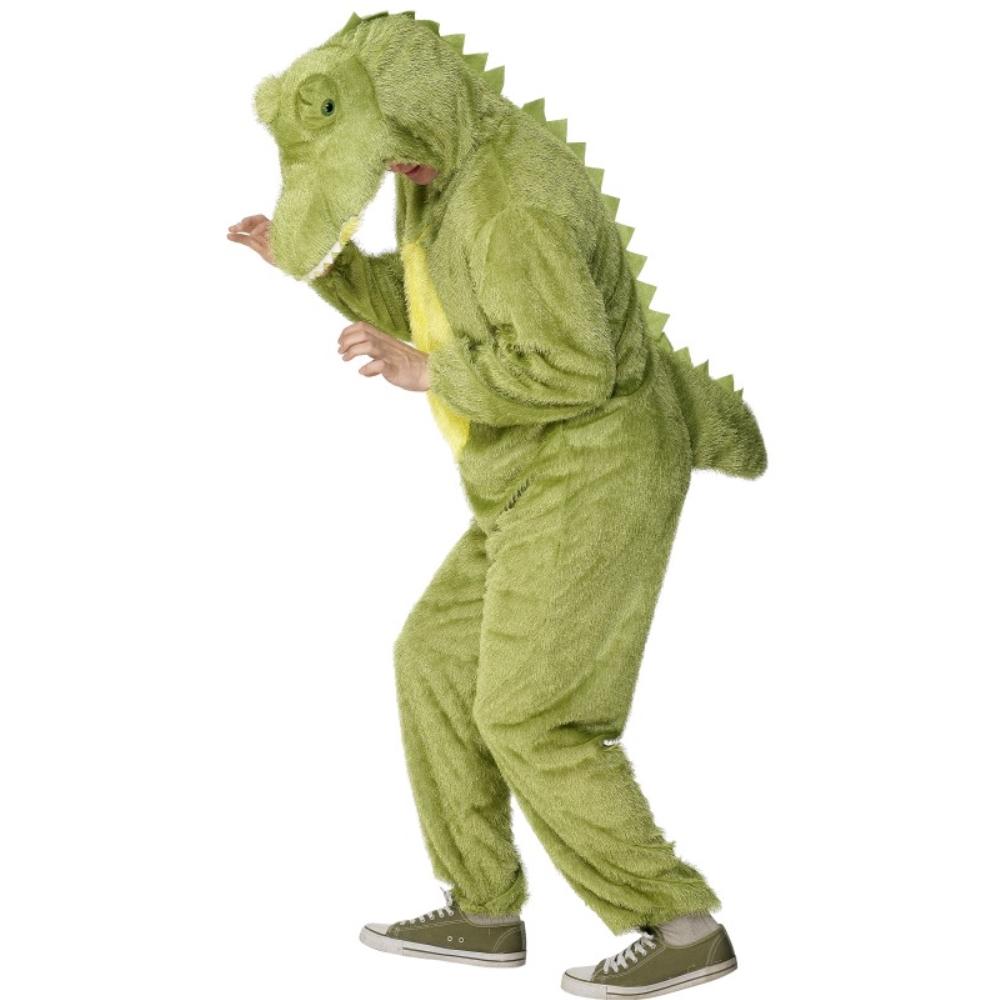 ワニ ジャンプスーツ 衣装、コスチューム 大人男性用 Crocodile