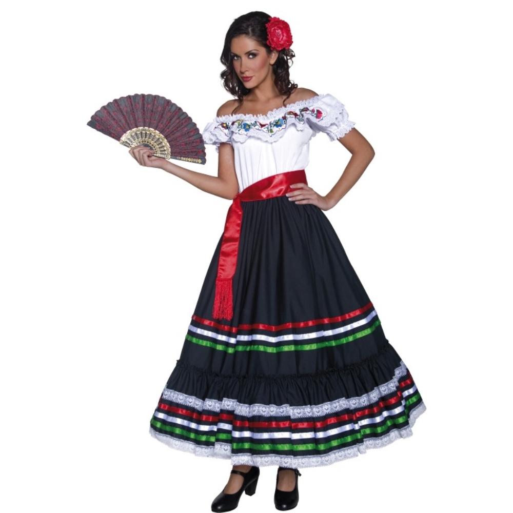 セニョリータ 衣装、コスチューム ウエスタン 大人女性用 Western Sexy Senorita