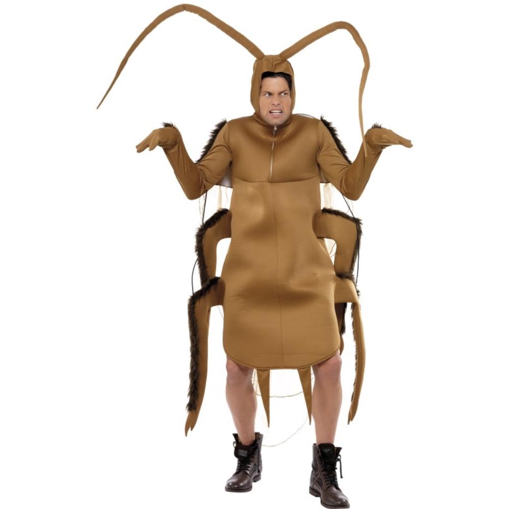 ゴキブリ 茶色 衣装、コスチューム 大人男性用 Cockroach
