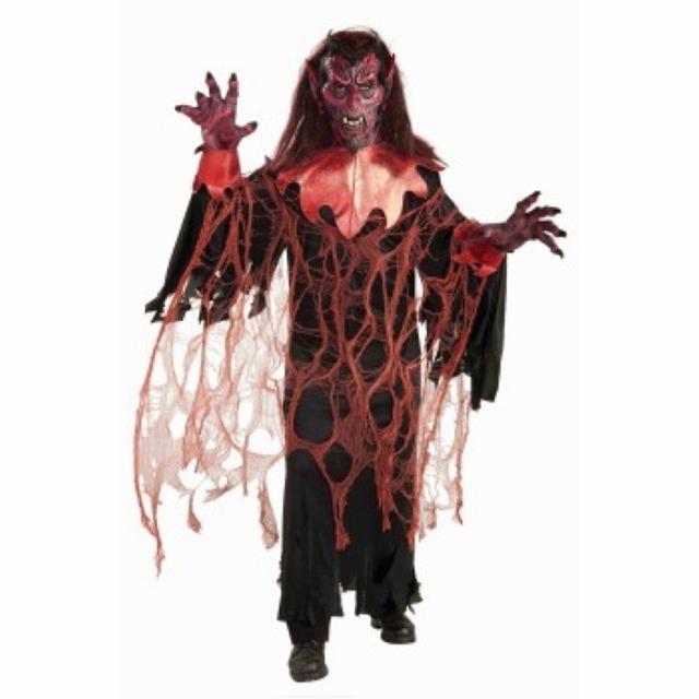 デビル 衣装、コスチューム 大人男性用 悪魔 SMOKIN' HOT DEVILS コスプレ