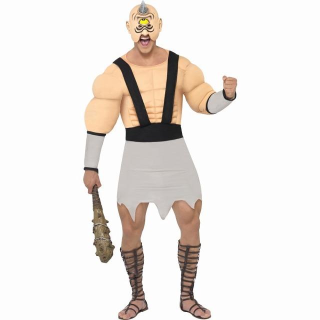 サイクロプス 衣装、コスチューム 大人男性用 ギリシャ神話