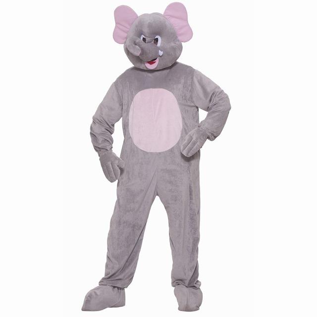 ゾウ 衣装、コスチューム 大人男性用 Elephant