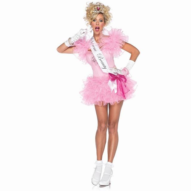 最高の美人 衣装、コスチューム 大人女性用 Little Miss