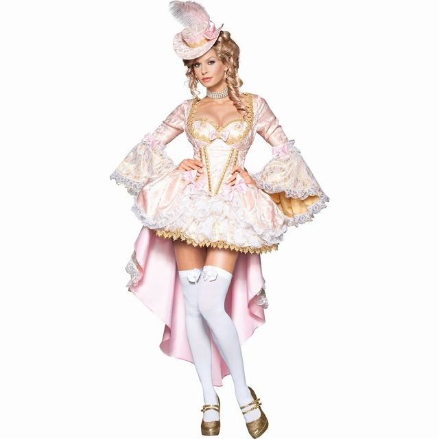 姫 ベルサイユ 衣装、コスチューム 大人女性用 Vixen of Versailles コスプレ