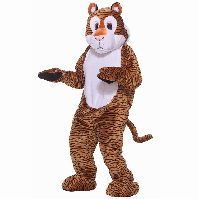 タイガー マスコット 衣装 大人男性用、コスチューム デラックス 大人男性用 Tiger マスコット Tiger, soratoumi:c577b4a2 --- officewill.xsrv.jp