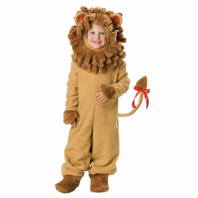 リトル・ライオン 衣装、コスチューム 子供男性用