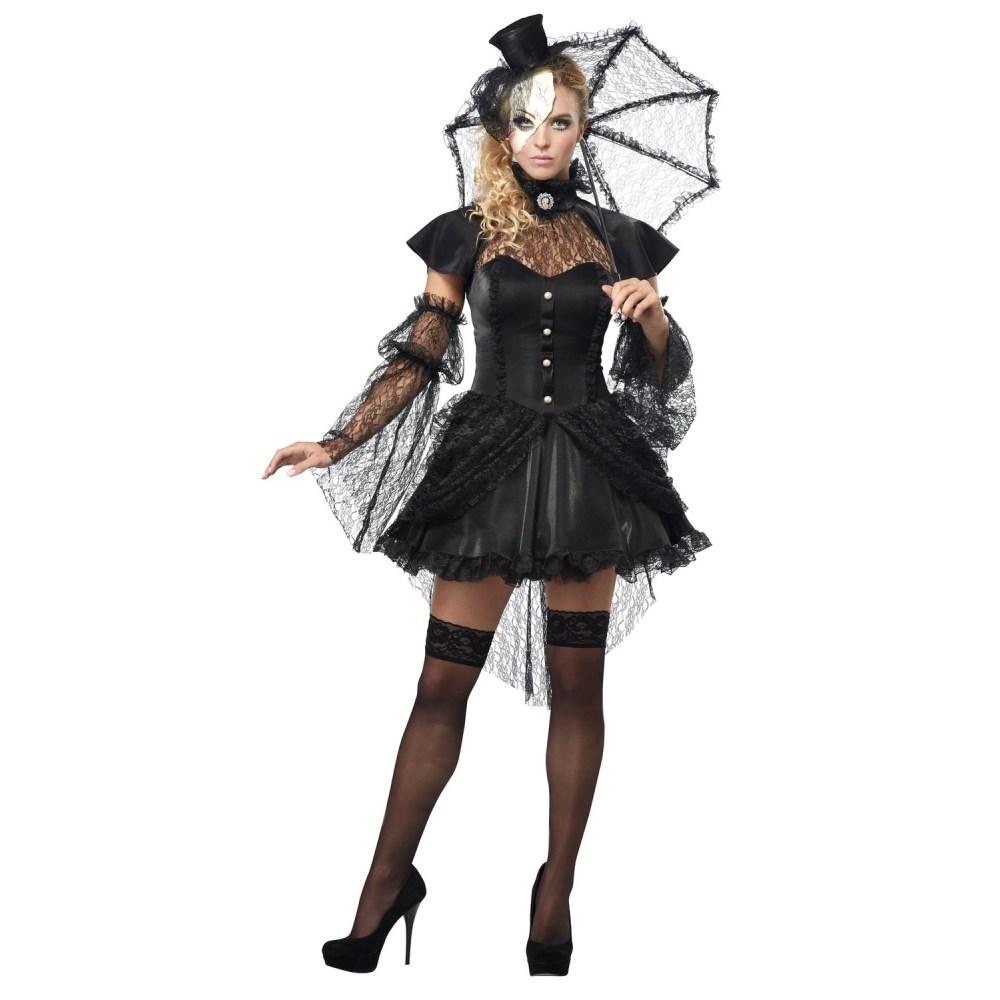 ビクトリアンドール 衣装、コスチューム 大人女性用コスチューム ゴスロリ コスプレ