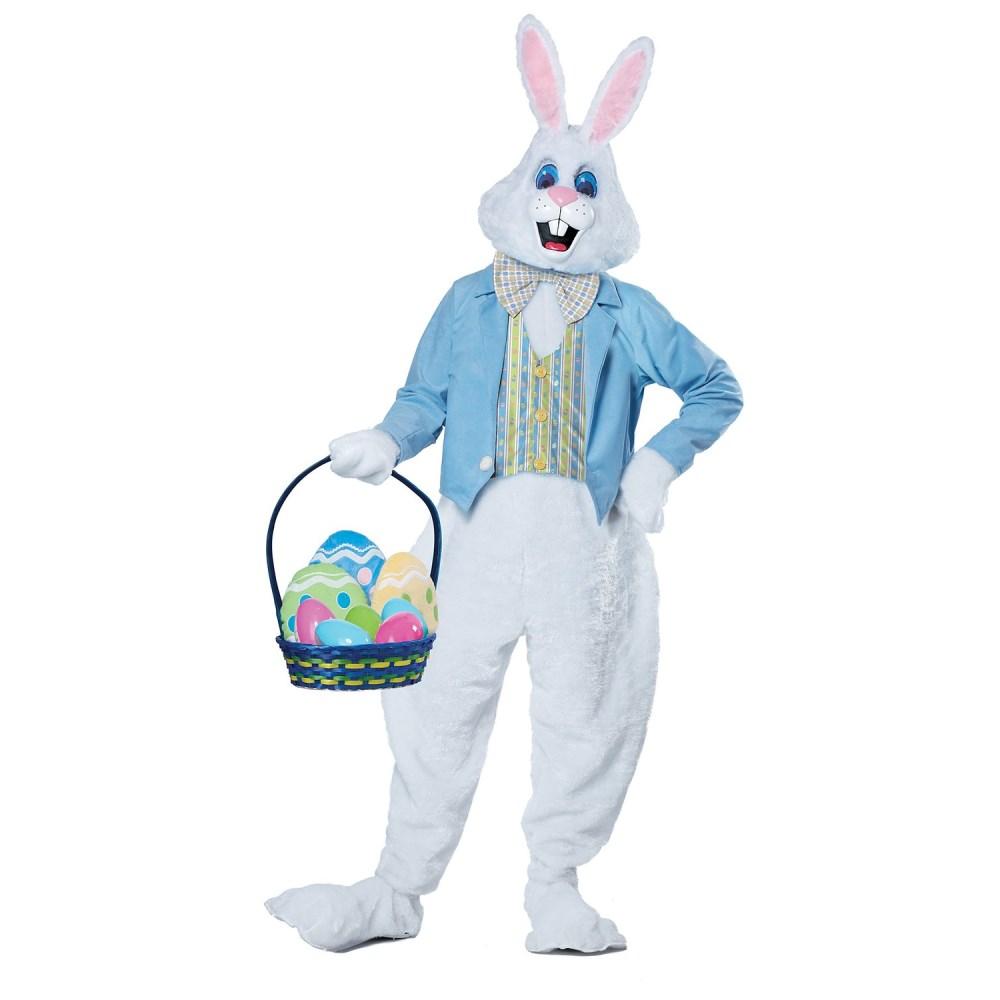 イースター・バニー 着ぐるみ 衣装、コスチューム 大人男性用 ウサギ コスプレ