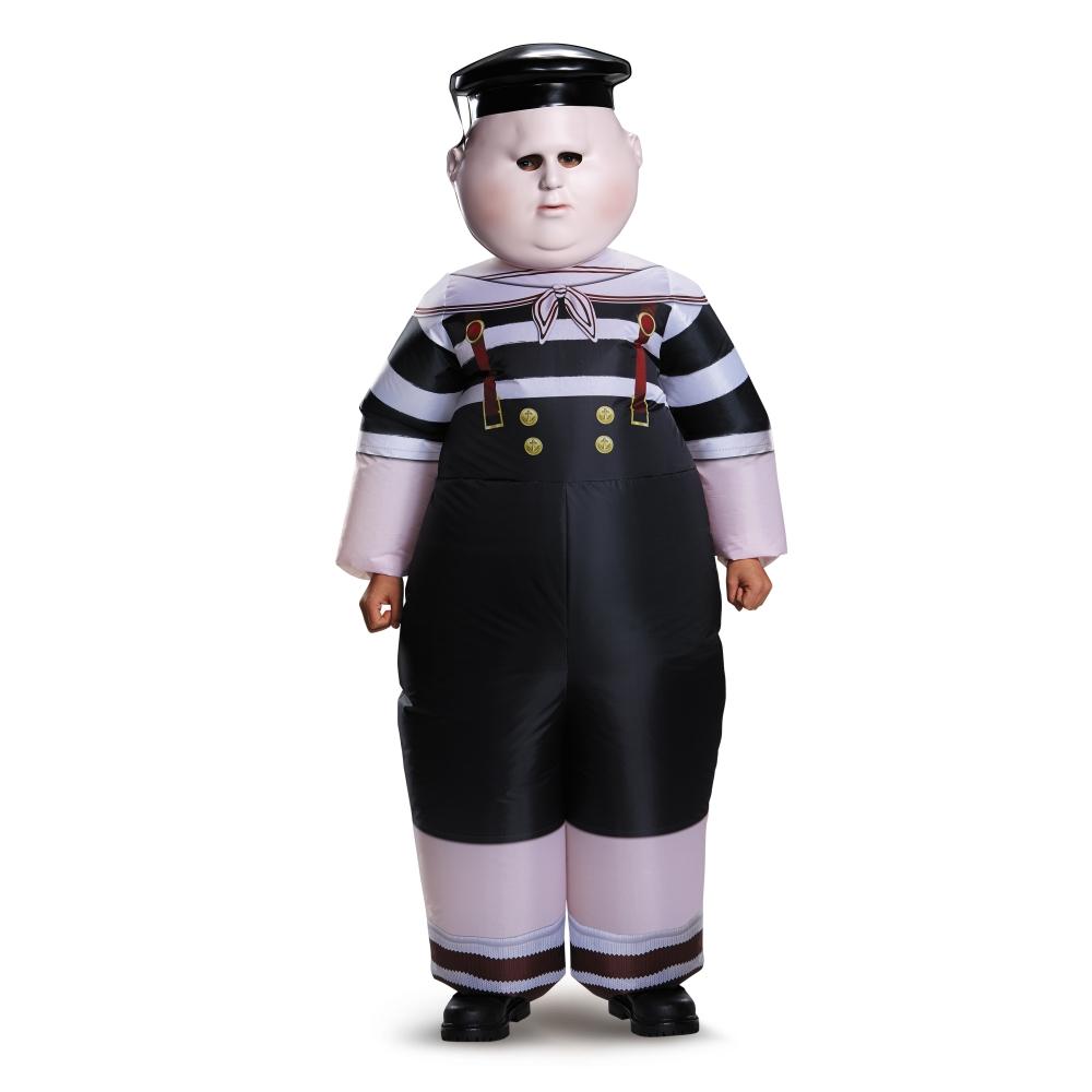 トウィードルダム 衣装、コスチューム 子供男性用 アリス・イン・ワンダーランド ディズニー ハロウィン